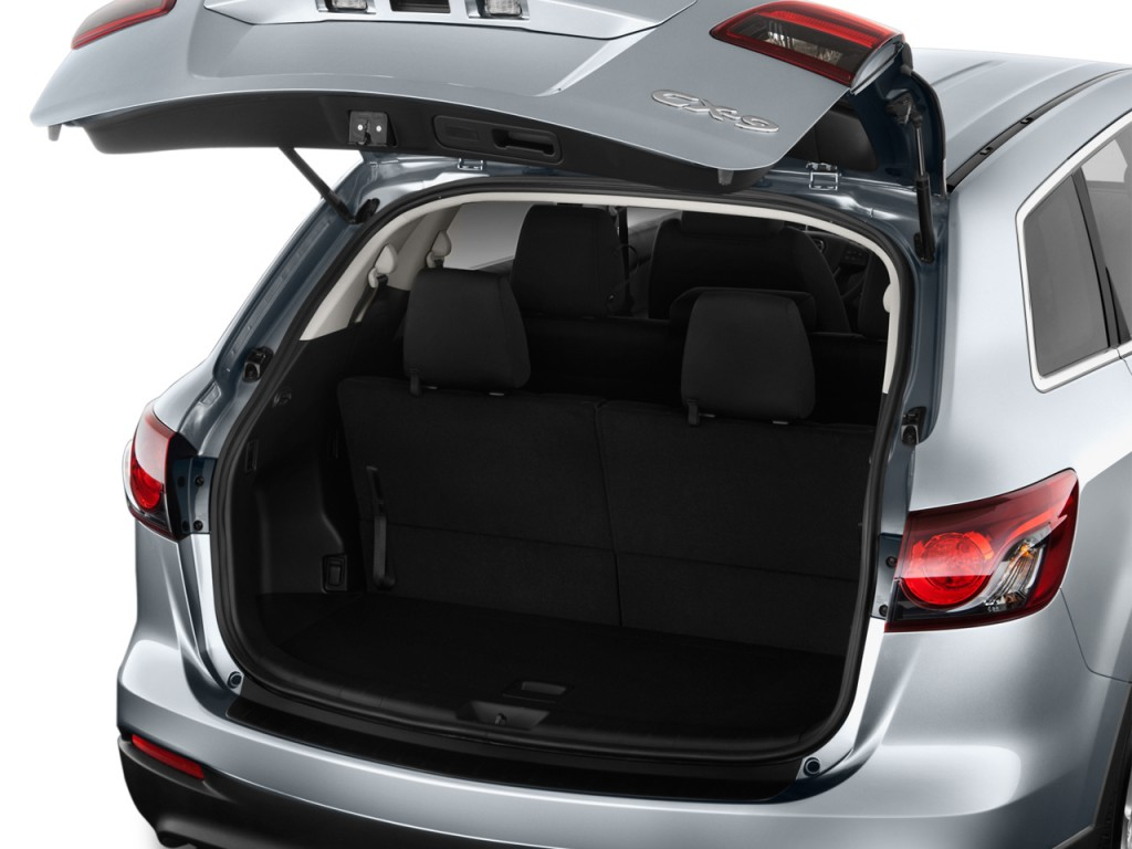 image 2014 mazda cx 9 fwd 4 door sport trunk size 1024 x 768 type gif posted on december. Black Bedroom Furniture Sets. Home Design Ideas