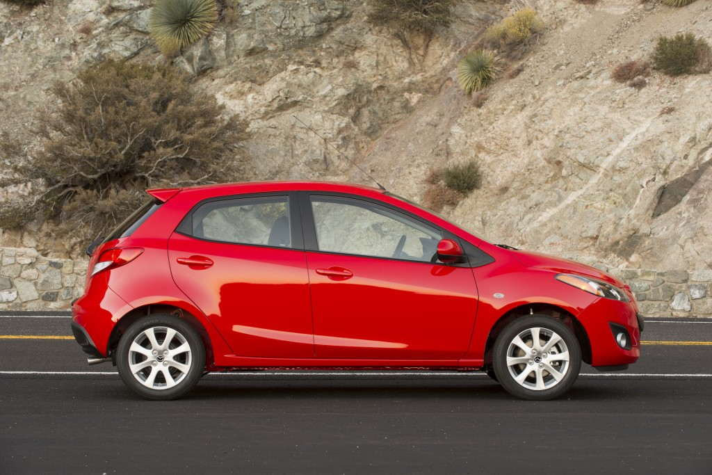 2014 Mazda MAZDA2 Review, Ratings, Specs, Prices, and Photos - The