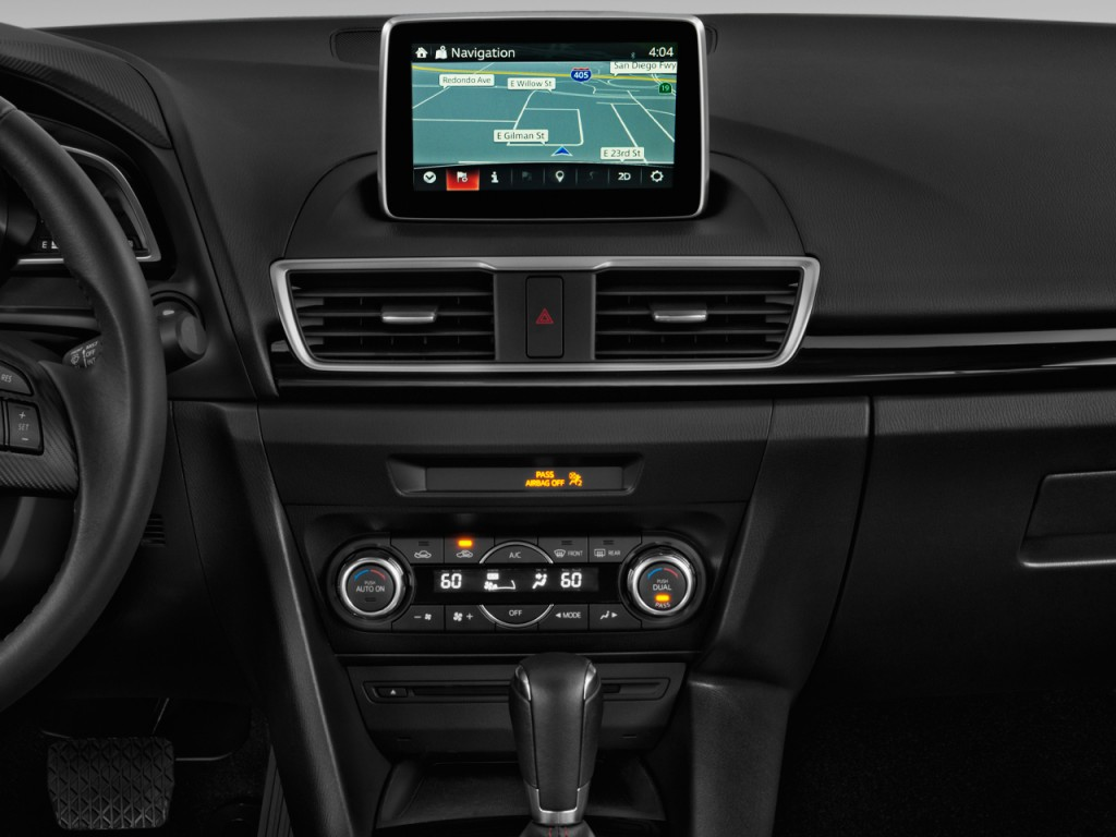 Image: 2014 Mazda MAZDA3 4-door Sedan Auto i Touring ...