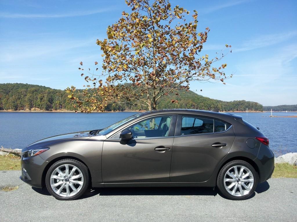 Image: 2014 Mazda 3, test drive, Atlanta region, Oct 2013 ...