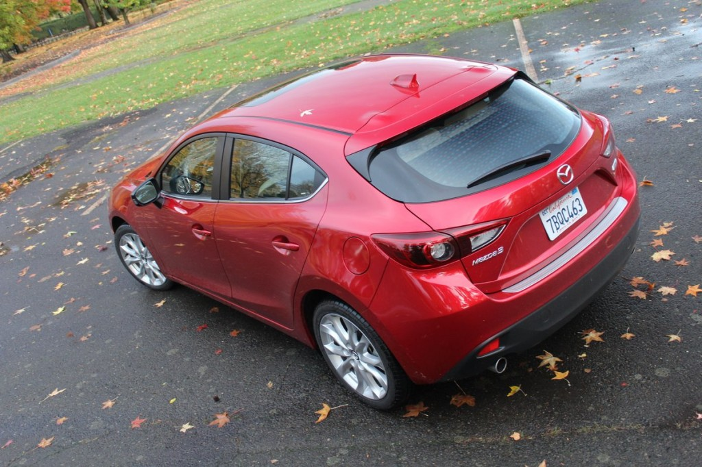 2014 Mazda 3 s Grand Touring  -  First Drive