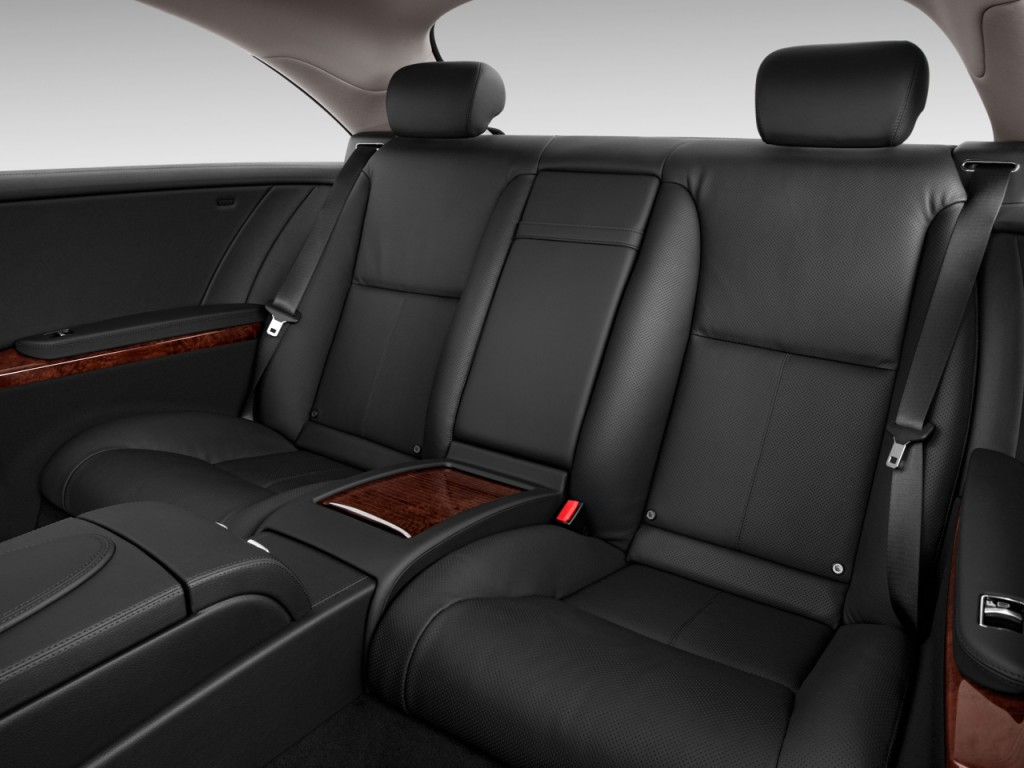 image 2014 mercedes benz cl class 2 door coupe cl550 4matic rear seats size 1024 x 768 type. Black Bedroom Furniture Sets. Home Design Ideas