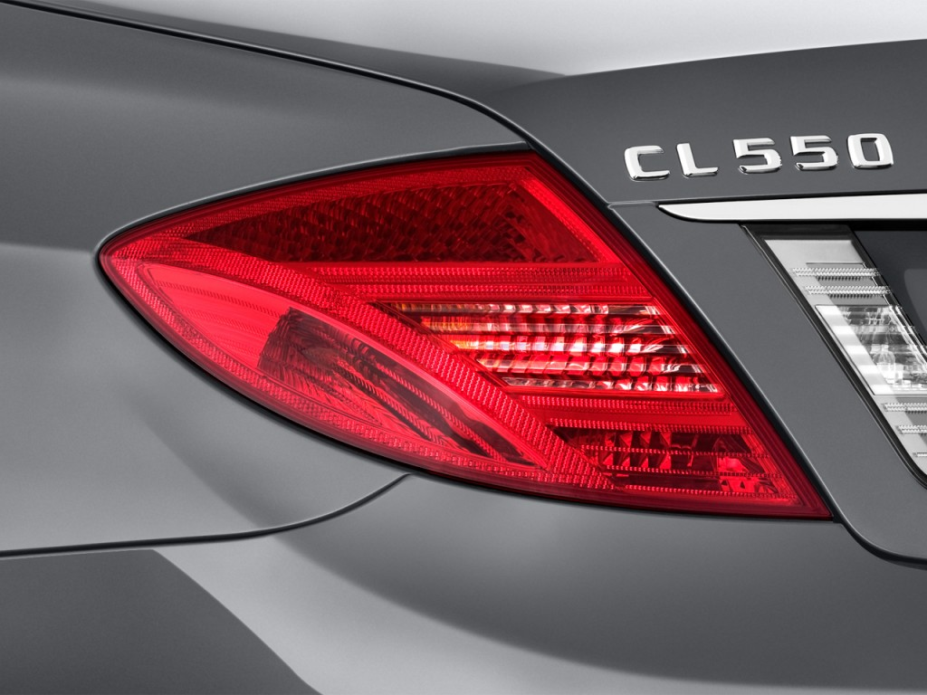 image 2014 mercedes benz cl class 2 door coupe cl550 4matic tail light size 1024 x 768 type. Black Bedroom Furniture Sets. Home Design Ideas