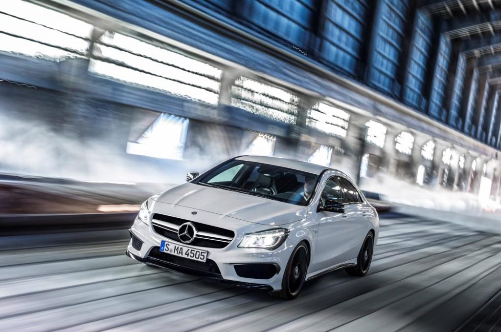30 Days of the Mercedes CLA: Fresh Eyes