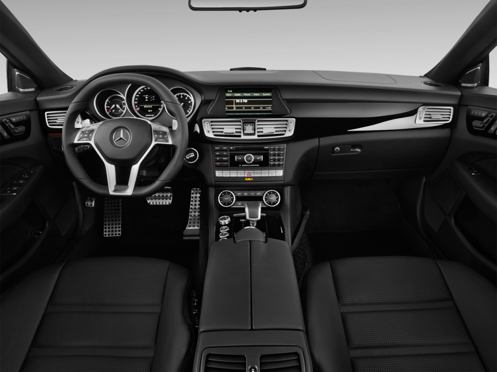 image 2014 mercedes benz cls class 4 door sedan cls63 amg 4matic dashboard size 1024 x 768. Black Bedroom Furniture Sets. Home Design Ideas