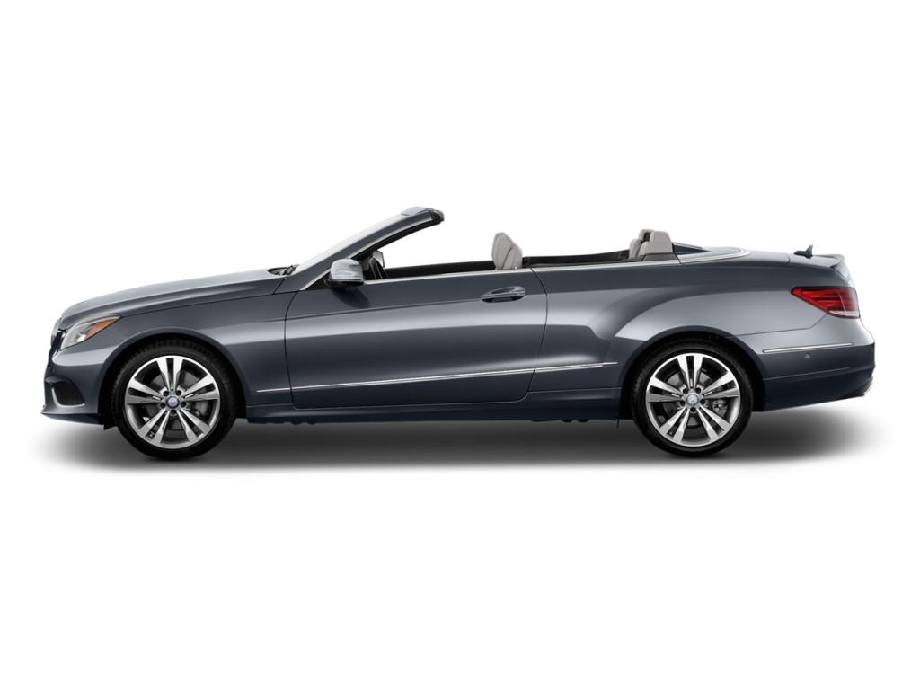 Image 2014 Mercedes Benz E Class 2 Door Cabriolet E350 Rwd Side Exterior View Size 1024 X 768