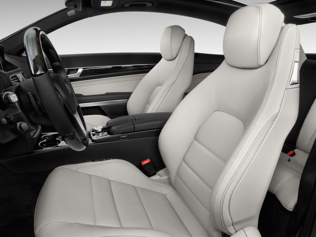 Image 2014 Mercedes Benz E Class 2 Door Coupe E550 Rwd