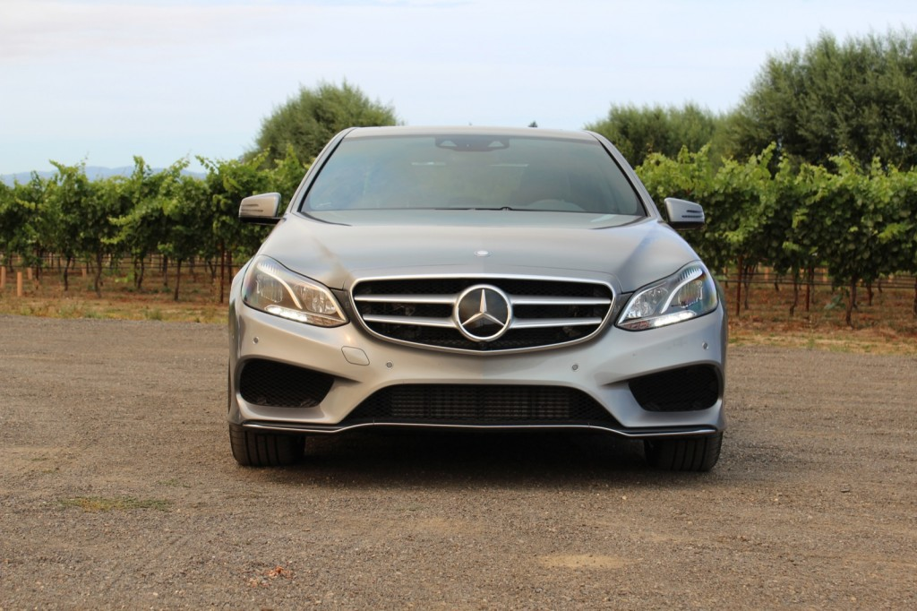 2014 Mercedes-Benz E250 BlueTec  -  First Drive, August 2013