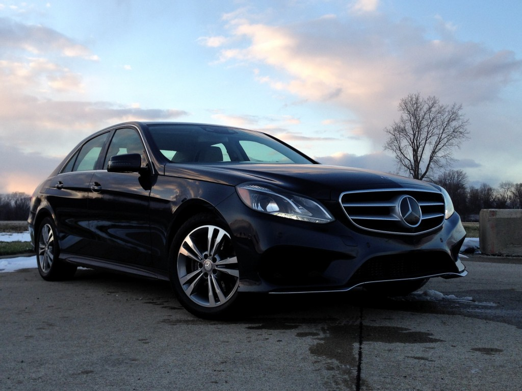 2014 Mercedes-Benz E250 BlueTec 4Matic