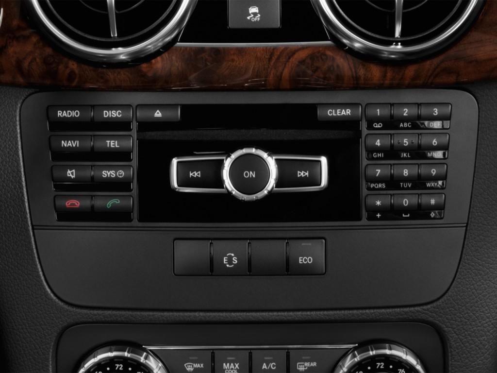 Image 2014 Mercedes Benz Glk Class Rwd 4 Door Glk350