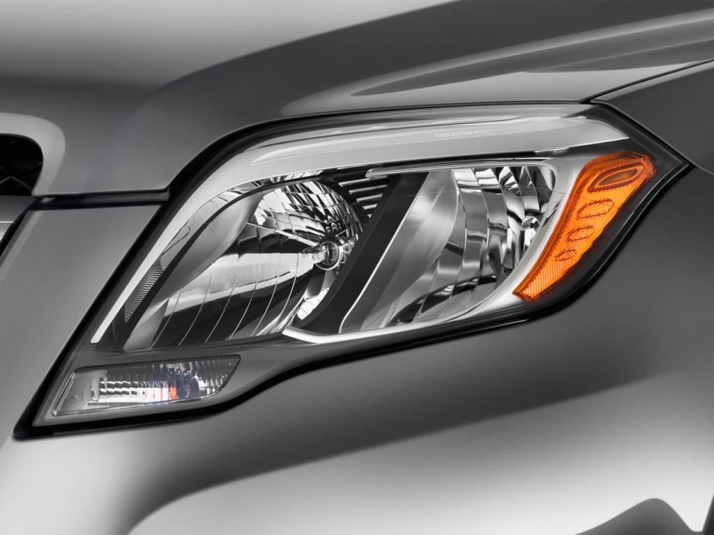 Image 2014 mercedes benz glk class rwd 4 door glk350 for Mercedes benz headlight problems