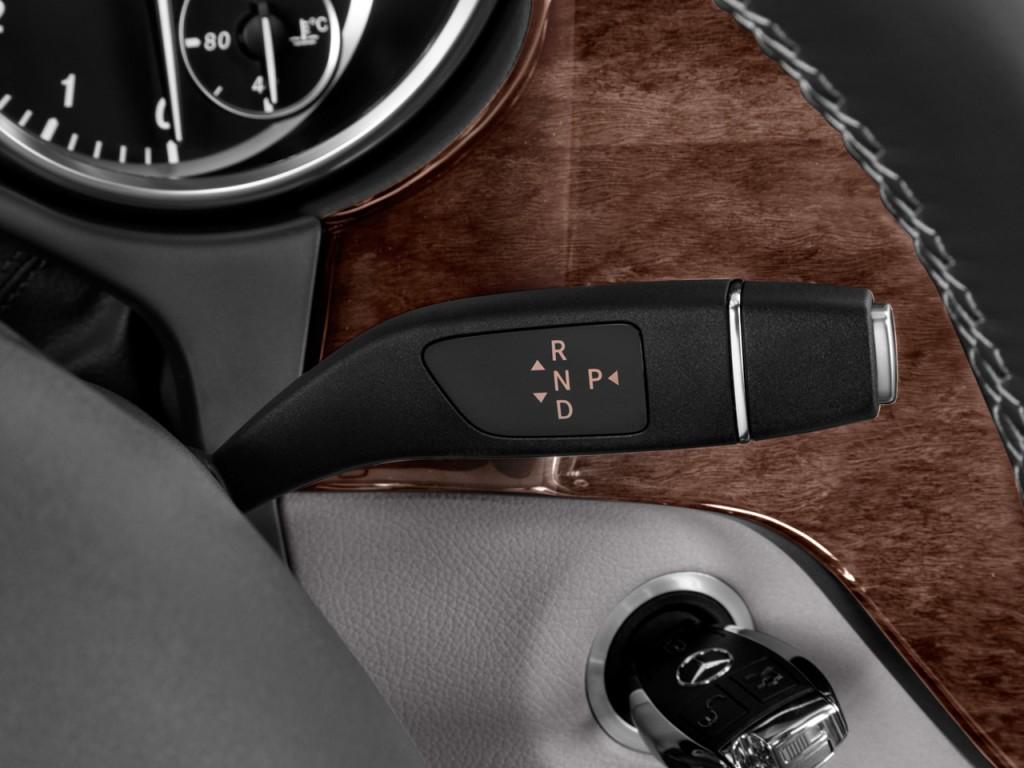 Image 2014 Mercedes Benz M Class Rwd 4 Door Ml350 Gear