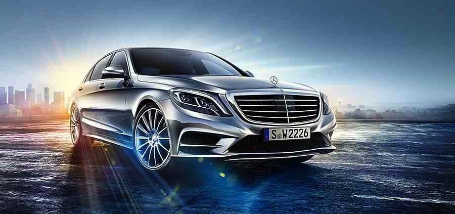 2014 Mercedes-Benz S Class leaked image