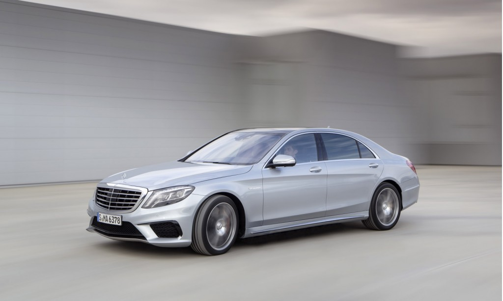 Image 2014 Mercedes Benz S63 Amg 4matic Size 1024 X 613