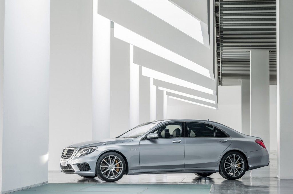 Image 2014 Mercedes Benz S63 Amg 4matic Size 1024 X 680