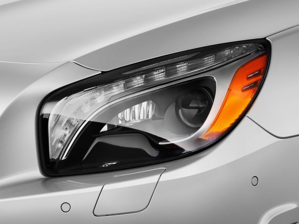 Image 2014 Mercedes Benz Sl Class 2 Door Roadster Sl63