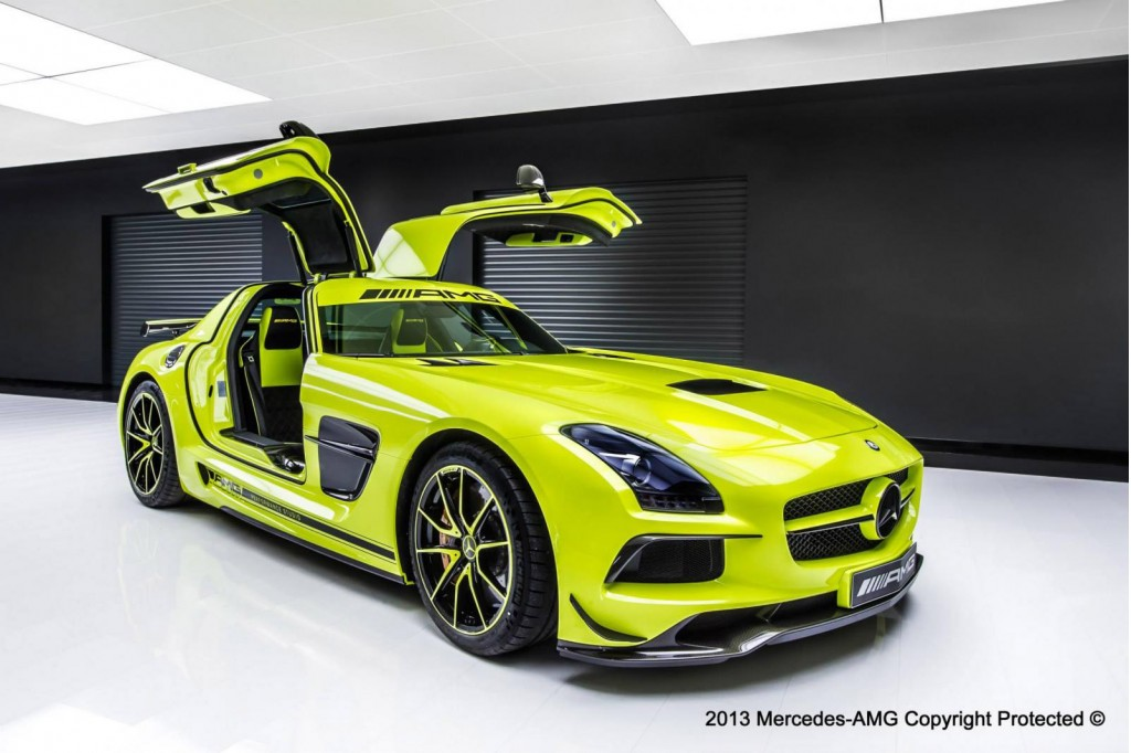 AMG Performance Studio Personalization Department Builds Bespoke