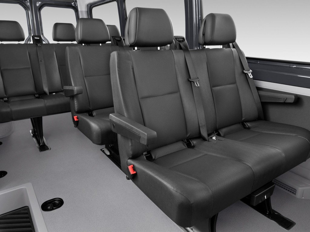 Mercedes Sprinter How Many Seats