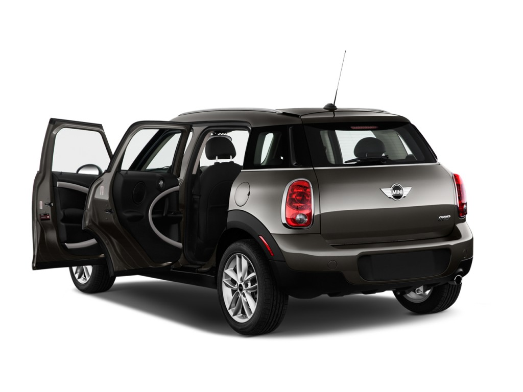 Image: 2014 MINI Cooper Countryman FWD 4-door Open Doors, size: 1024 x 768, type: gif, posted on ...