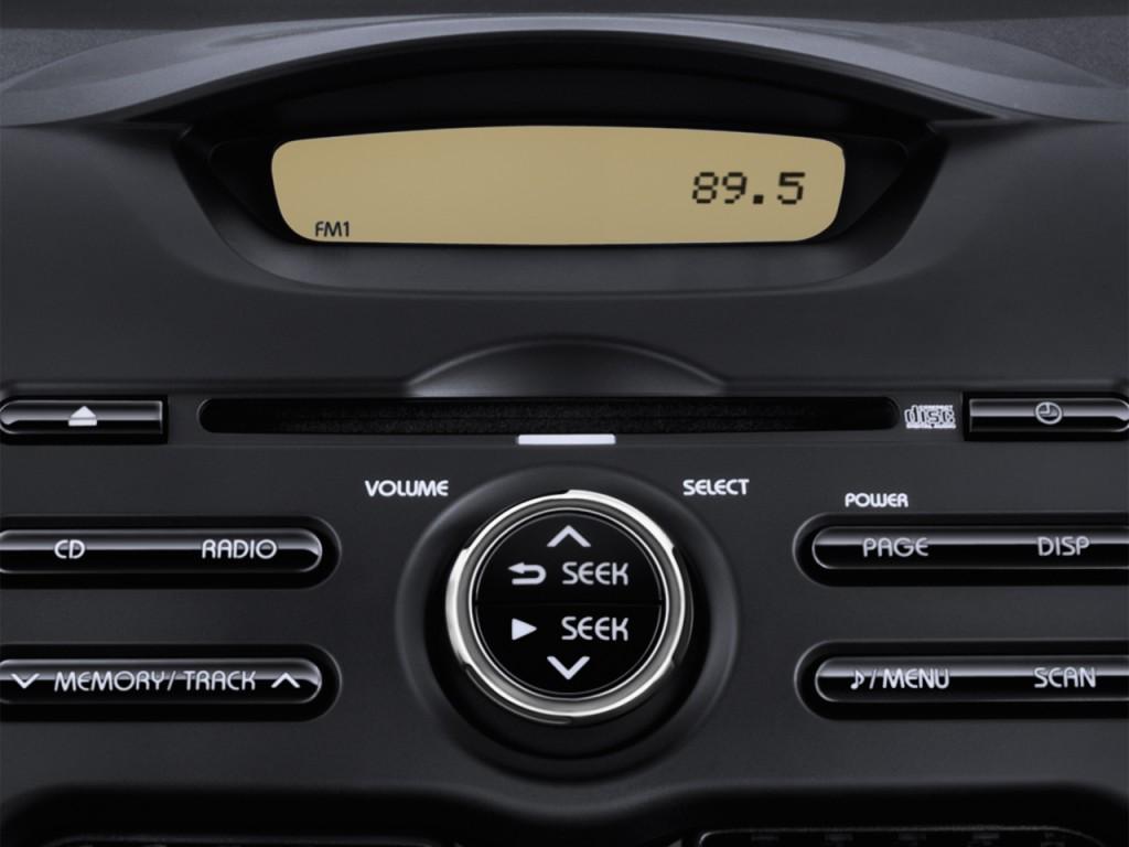 Image 2014 Mitsubishi I Miev 4 Door Hb Es Audio System