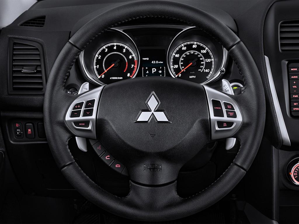 Image 2014 Mitsubishi Outlander Sport 2wd 4 Door Cvt Se