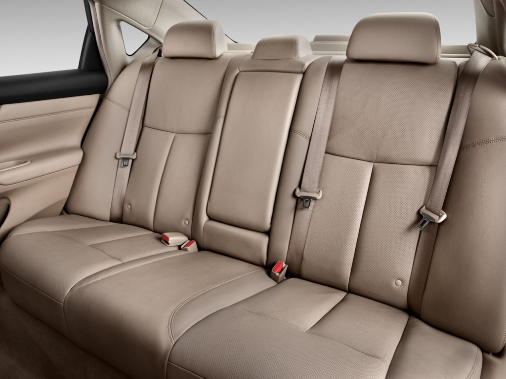 Image: 2014 Nissan Altima 4-door Sedan I4 2.5 SL Rear Seats, size: 1024 x 768, type: gif, posted ...