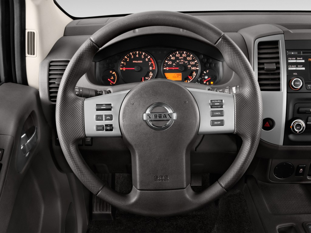 image 2014 nissan frontier 2wd king cab i4 auto sv steering wheel size 1024 x 768 type gif. Black Bedroom Furniture Sets. Home Design Ideas