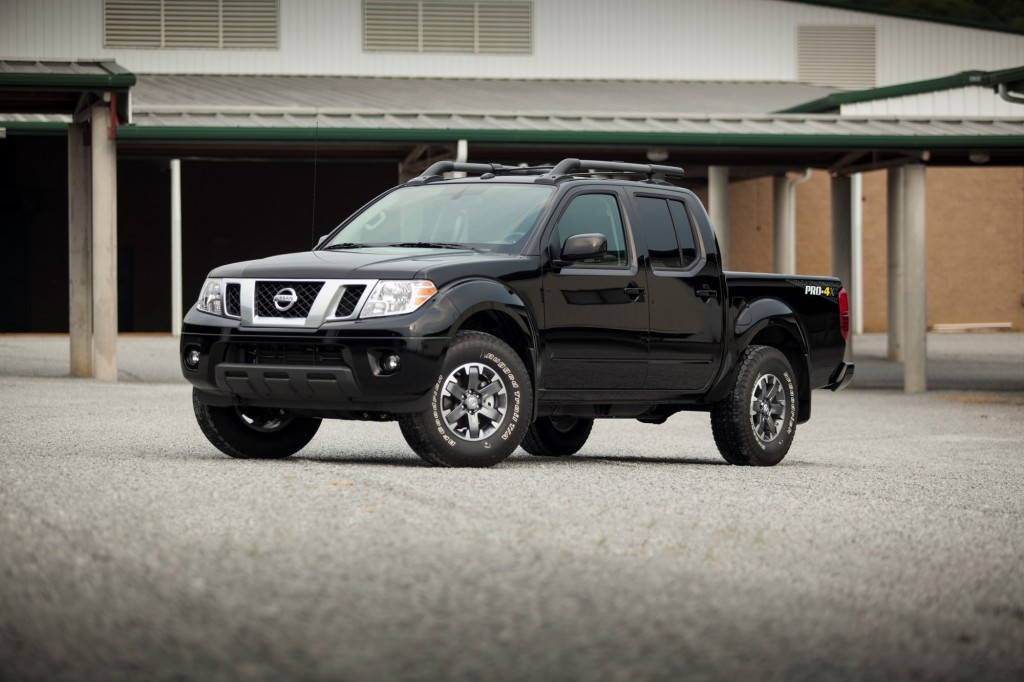 2014 Nissan Frontier Review Ratings Specs Prices And Photos