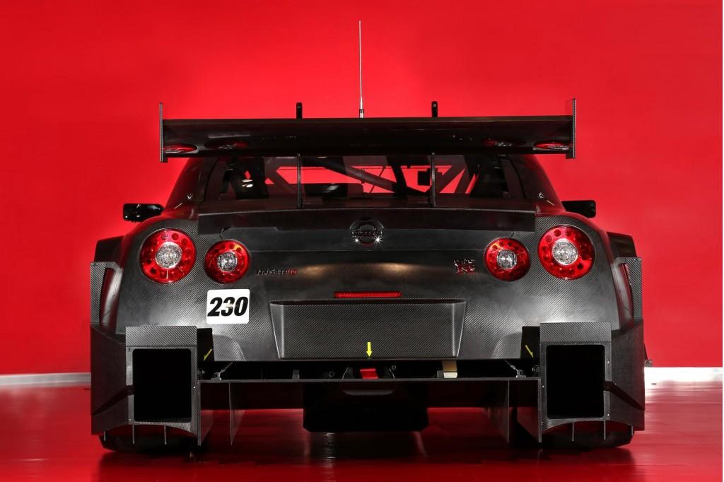 2014 Nissan GT R NISMO GT500 Super GT Race Car