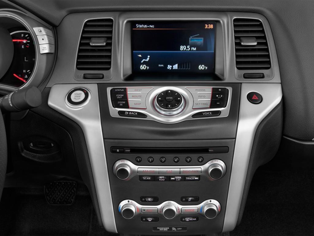 Image: 2014 Nissan Murano CrossCabriolet AWD 2-door ...