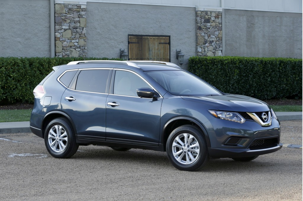 2014 nissan rogue named a top safety pick plus but not rogue select rh thecarconnection com 2015 nissan rogue manual 2014 nissan rogue manuel