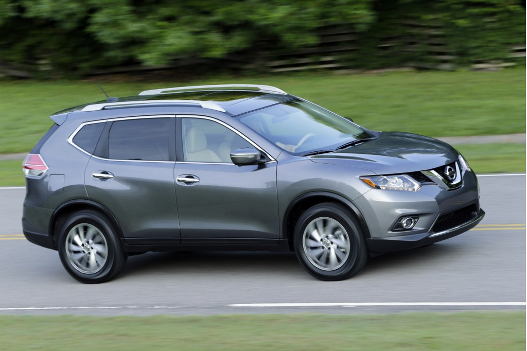 Record Gas Mileage, 2014 Nissan Rogue, More Frankfurt Debuts: What's