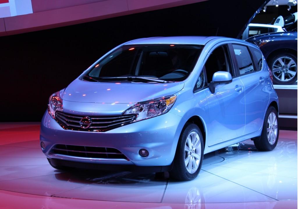 2014 Nissan Versa Note: Affordable, Versatile Hatchback Bows At Detroit