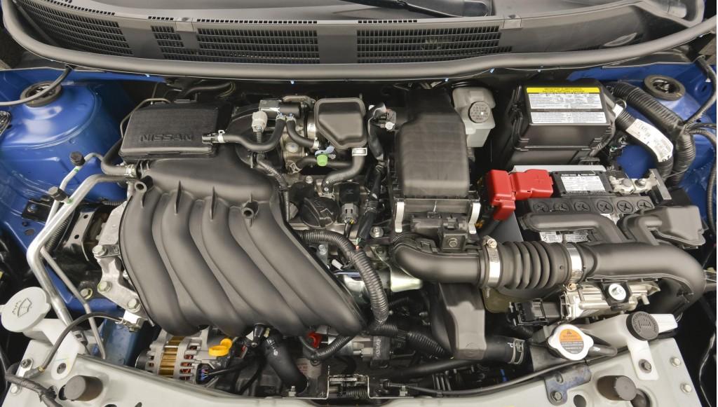 Image: 2014 Nissan Versa Sedan, size: 1024 x 581, type ...