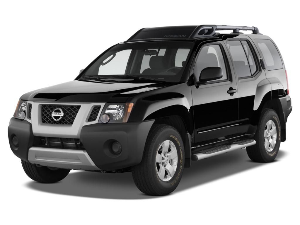 Image 2014 Nissan Xterra 2wd 4 Door Auto X Angular Front Exterior View Size 1024 X 768 Type