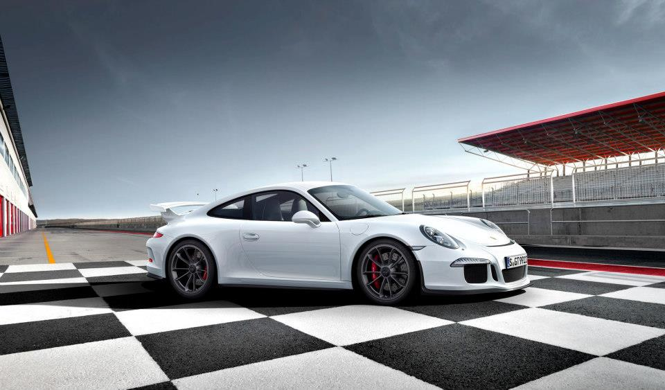2014 Porsche 911 GT3 Sales Halted Due To String Of Fires: Official Statement