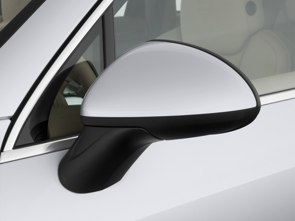 Image: 2014 Porsche Cayenne AWD 4-door Turbo Mirror, size ...