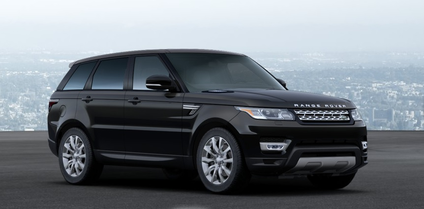 How Would You Configure The 2014 Range Rover Sport