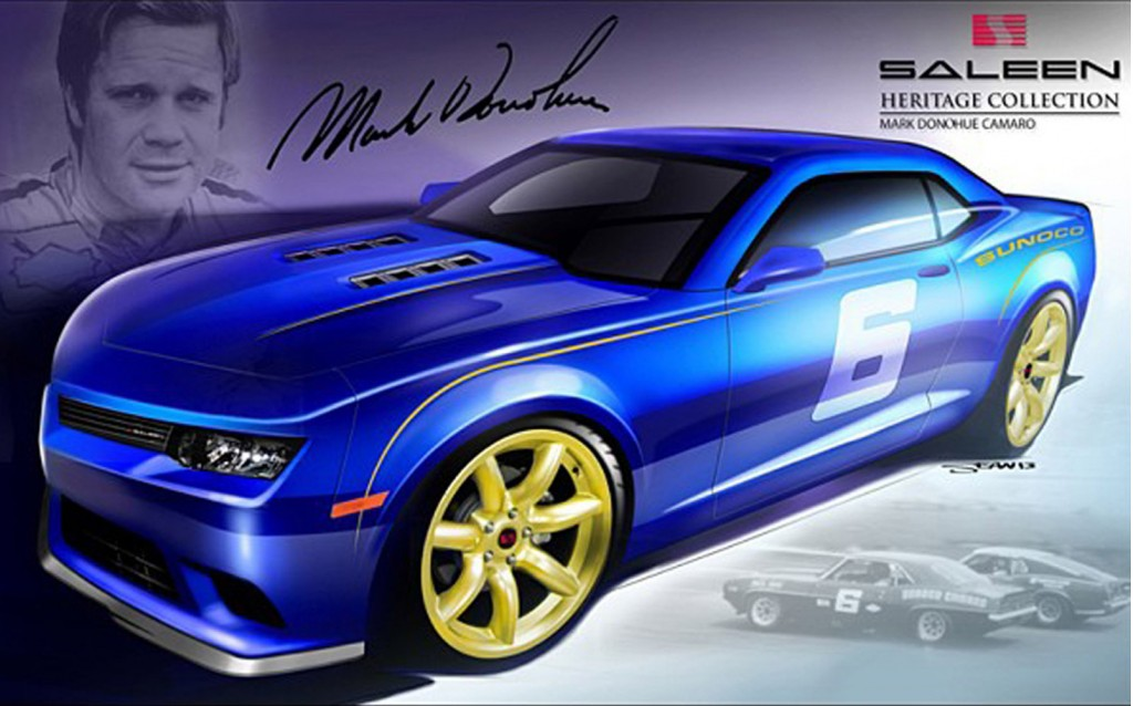 2014 Saleen Mark Donohue Edition Camaro