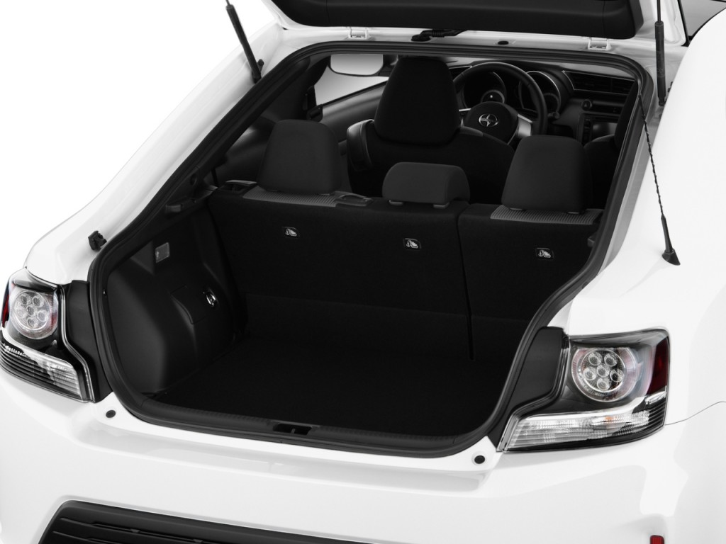 Image: 2014 Scion tC 2-door HB Auto (Natl) Trunk, size: 1024 x 768, type: gif, posted on: August