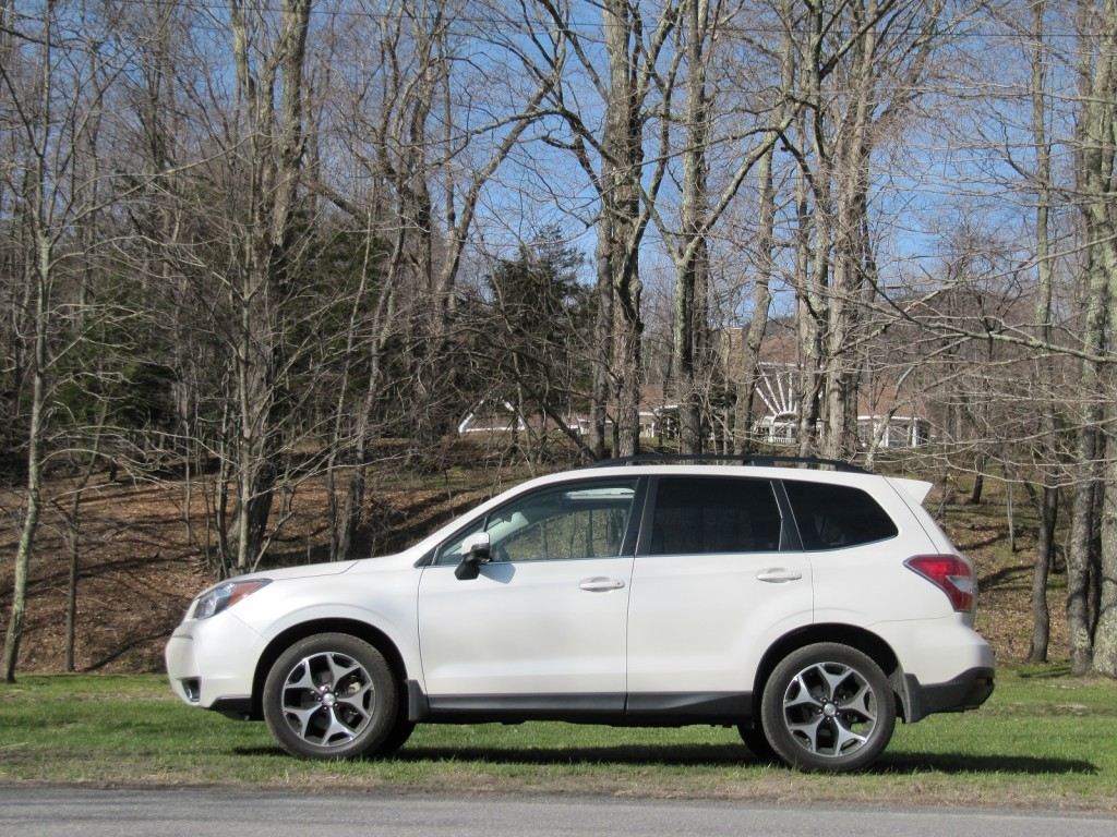 2014 Subaru Forester XT Six-Month Road Test, Catskill Mountains, New York