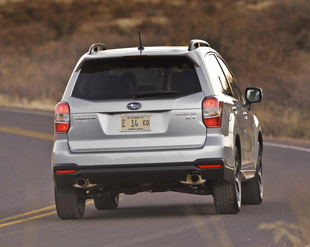 Image: 2014 Subaru Forester 2.0 XT, size: 1003 x 800, type ...