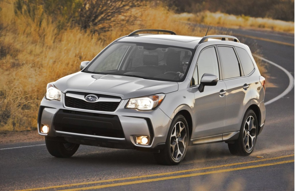 2014 subaru forester recalled for floor mat curling. Black Bedroom Furniture Sets. Home Design Ideas