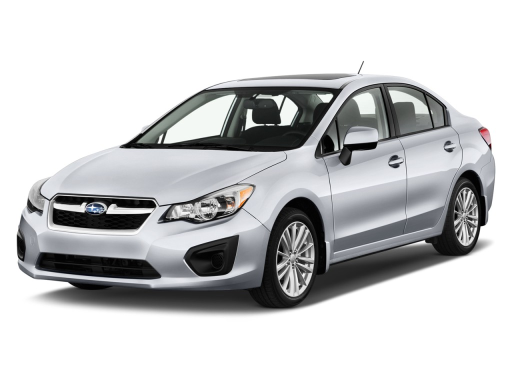 Subaru impreza hatch 2014