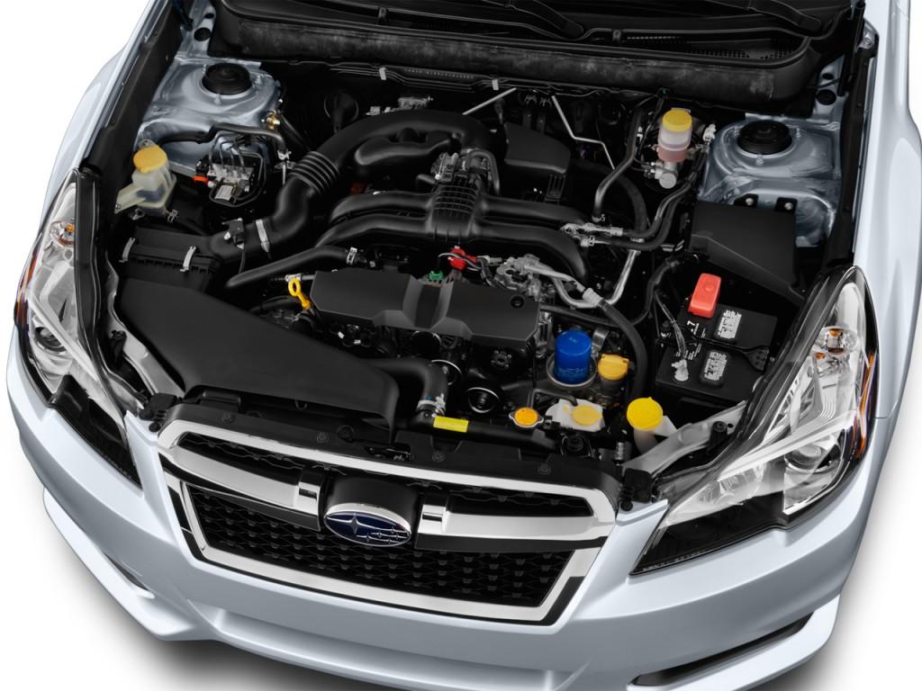 Image  2014 Subaru Legacy 4