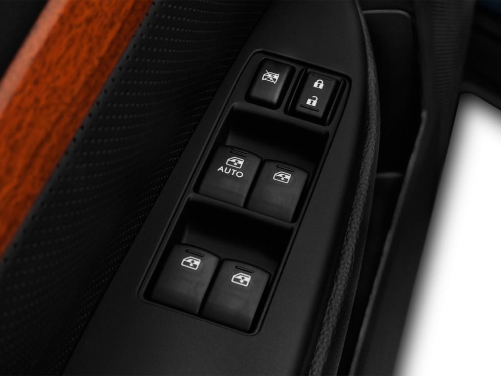 image 2014 subaru outback 4 door wagon h6 auto 3 6r limited door controls size 1024 x 768. Black Bedroom Furniture Sets. Home Design Ideas