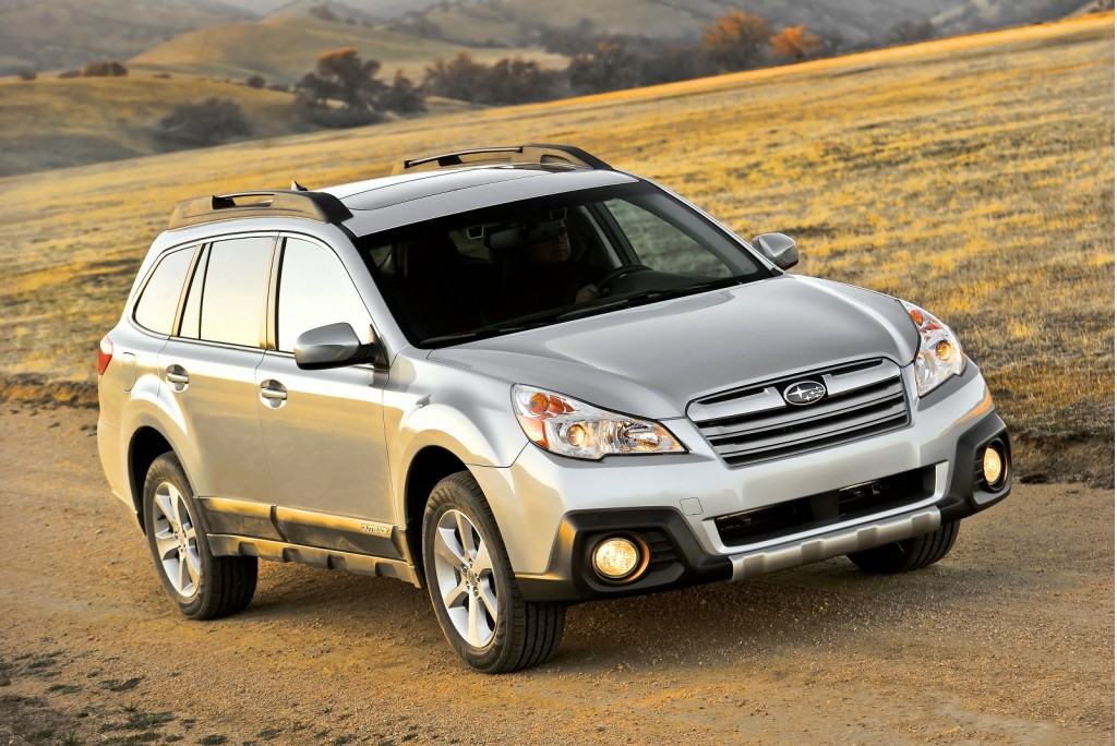 Squealing On 2013-2014 Subaru Legacy, Outback Gets A Free Fix