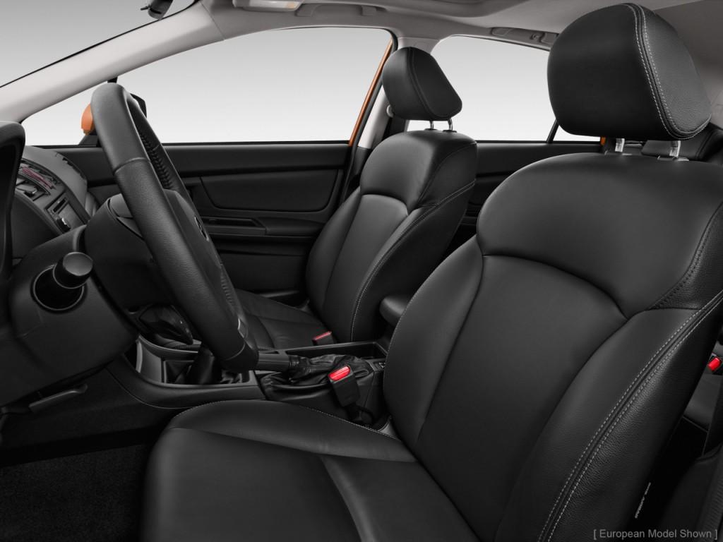 image 2014 subaru xv crosstrek 5dr auto premium front seats size 1024 x 768 type gif. Black Bedroom Furniture Sets. Home Design Ideas