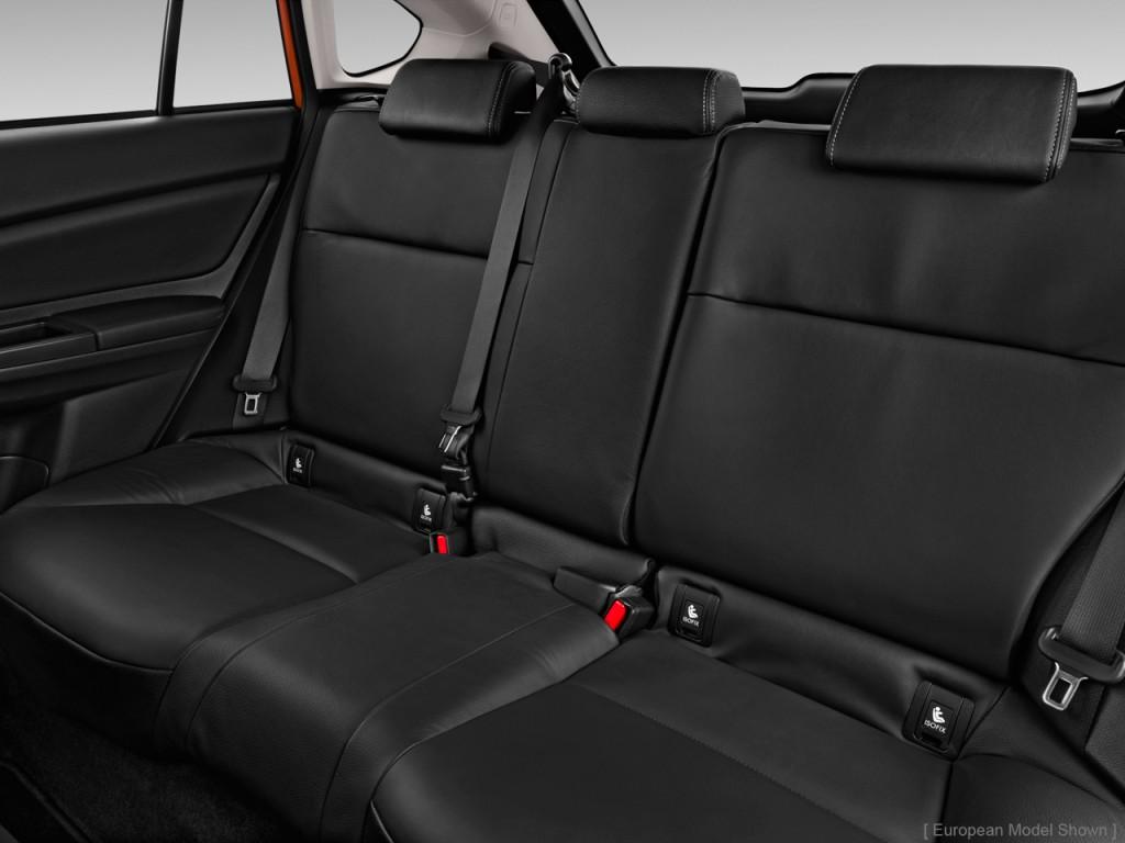 image 2014 subaru xv crosstrek 5dr auto premium rear seats size 1024 x 768 type gif. Black Bedroom Furniture Sets. Home Design Ideas