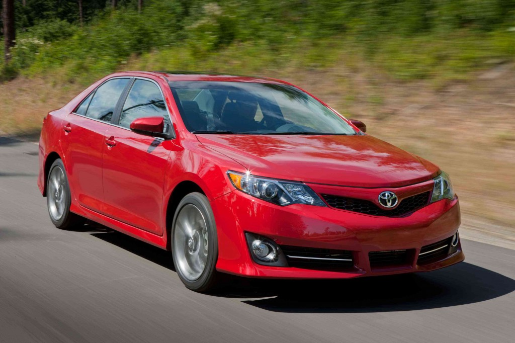 2014 Toyota Camry, Avalon Recalled For Suspension Problem
